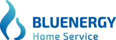 loghi Bluenergy Home Service
