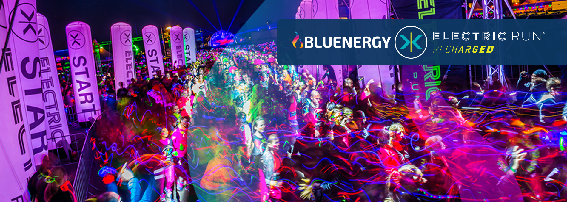Bluenergy Electric Run
