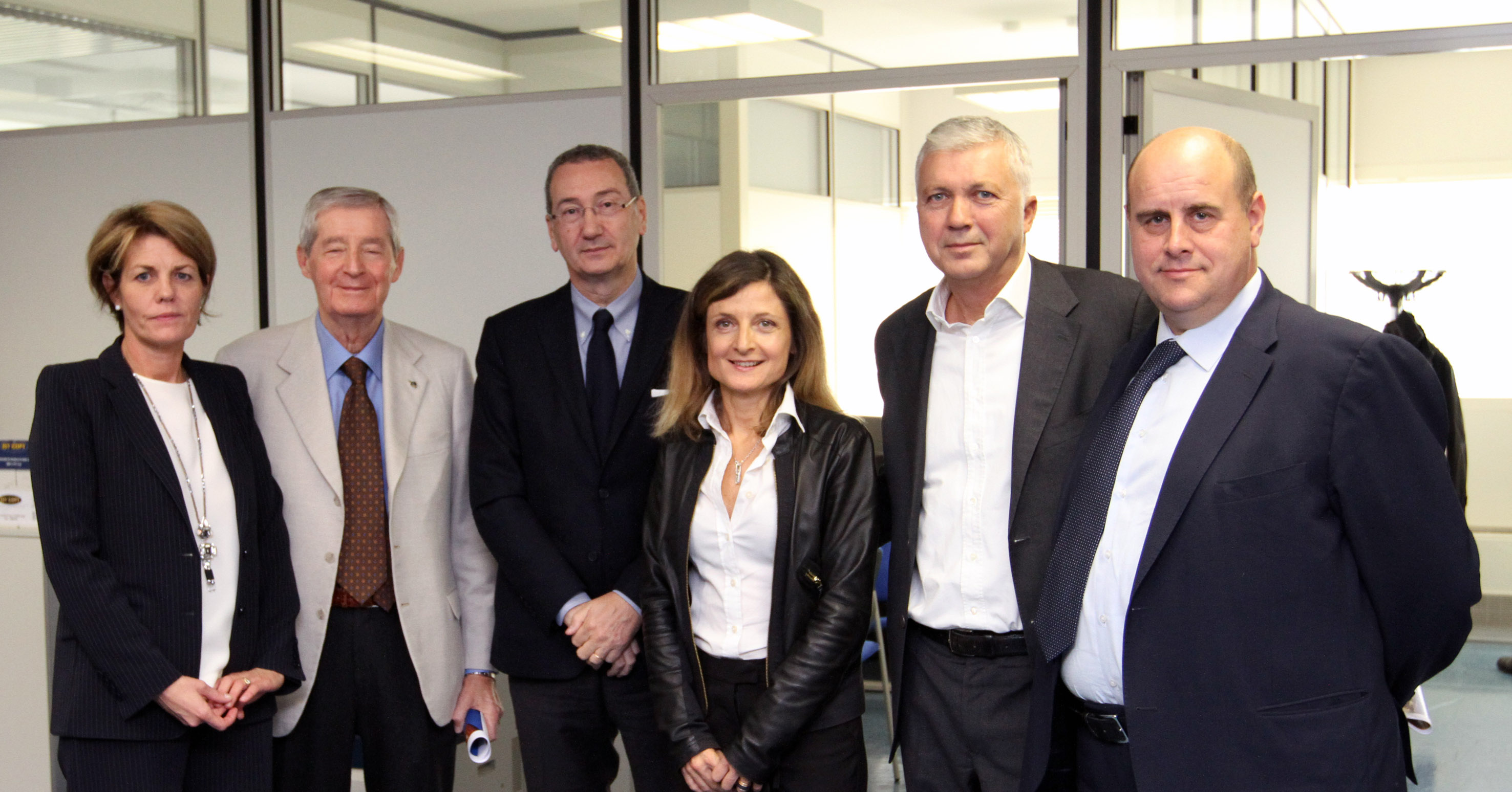 Il Vicepresidente del Friuli Venezia Giulia in visita a Bluenergy Group