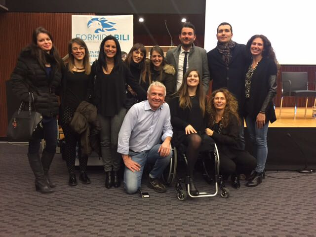 Laura Team e FormidAbili alla staffetta Telethon con Bluenergy Group