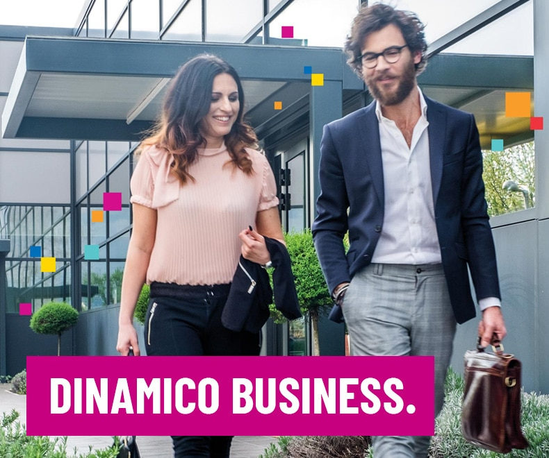 Dinamico business gas