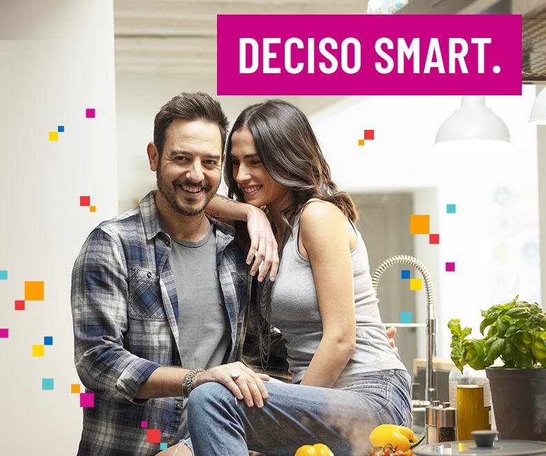 Offerta luce e gas Deciso Smart
