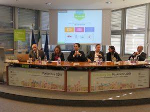 Relatori E-Mobility Day Pordenone 2019