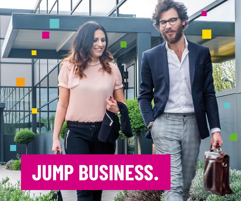 Jump business luce